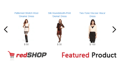 bxSlider Featured Product for redSHOP module