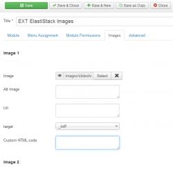 ElastiStack Images module