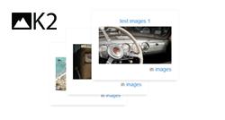 Модуль ElastiStack перелистывания изображений для K2