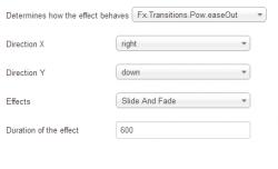 MenuMatic Categories for K2 module